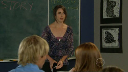 Andrew Robinson, Kate Ramsay, Summer Hoyland in Neighbours Episode 5915