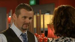 Toadie Rebecchi, Rebecca Napier in Neighbours Episode 5915
