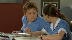 Callum Jones, Sophie Ramsay in Neighbours Episode 5915