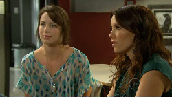 Kate Ramsay, Libby Kennedy in Neighbours Episode 5917