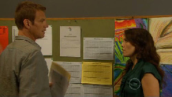 Michael Williams, Libby Kennedy in Neighbours Episode 5917