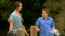 Kate Ramsay, Callum Jones in Neighbours Episode 5917