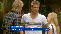 Andrew Robinson, Michael Williams, Natasha Williams in Neighbours Episode 5918