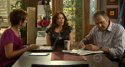 Susan Kennedy, Libby Kennedy, Karl Kennedy in Neighbours Episode 5919