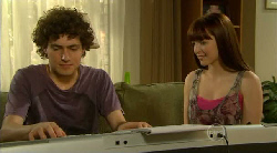 Harry Ramsay, Summer Hoyland in Neighbours Episode 5922
