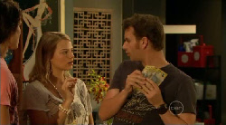 Declan Napier, Donna Freedman, Lucas Fitzgerald in Neighbours Episode 5922