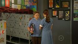Callum Jones, Sophie Ramsay in Neighbours Episode 5923