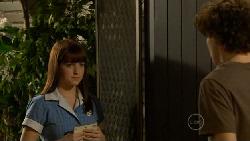 Summer Hoyland, Harry Ramsay in Neighbours Episode 5923