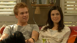 Ringo Brown, Naomi Lord in Neighbours Episode 5923