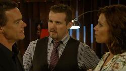 Paul Robinson, Toadie Rebecchi, Rebecca Napier in Neighbours Episode 5924