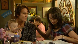 India Napier, Declan Napier, Kate Ramsay in Neighbours Episode 5925