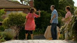 Rebecca Napier, Karl Kennedy, Susan Kennedy in Neighbours Episode 5925