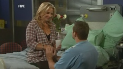 Steph Scully, Toadie Rebecchi in Neighbours Episode 5928
