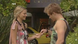 Donna Freedman, Ringo Brown in Neighbours Episode 5929