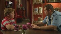 Callum Jones, Toadie Rebecchi in Neighbours Episode 5929