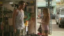 Michael Williams, Natasha Williams in Neighbours Episode 5930