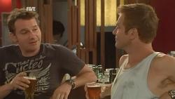 Lucas Fitzgerald, Michael Williams in Neighbours Episode 5930
