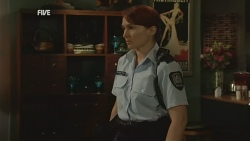Constable Simone Page in Neighbours Episode 5930