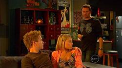 Ringo Brown, Donna Freedman, Lucas Fitzgerald in Neighbours Episode 5965