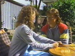 Barbara Young, Mike Young in Neighbours Episode 0437