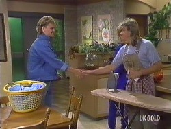 Henry Ramsay, Shane Ramsay in Neighbours Episode 0437