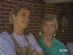 Shane Ramsay, Helen Daniels in Neighbours Episode 0437