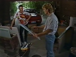 Paul Robinson, Henry Ramsay in Neighbours Episode 0438