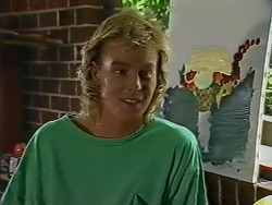 Scott Robinson in Neighbours Episode 0438