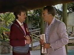Nell Mangel, Harold Bishop in Neighbours Episode 0438