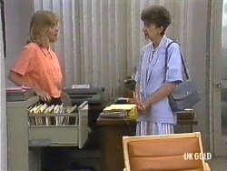 Jane Harris, Nell Mangel in Neighbours Episode 0439