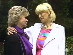 Helen Daniels, Rosemary Daniels in Neighbours Episode 0439