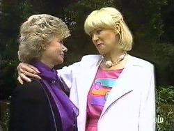 Helen Daniels, Rosemary Daniels in Neighbours Episode 0439