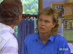 Jim Robinson, Scott Robinson in Neighbours Episode 0440