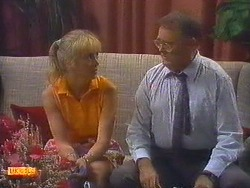 Jane Harris, Harold Bishop in Neighbours Episode 0670