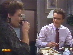 Gail Robinson, Paul Robinson in Neighbours Episode 0670