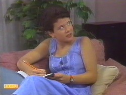 Lucy Robinson in Neighbours Episode 0671