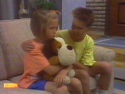 Katie Landers, Todd Landers in Neighbours Episode 0671