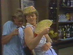 Scott Robinson, Henry Ramsay in Neighbours Episode 0672
