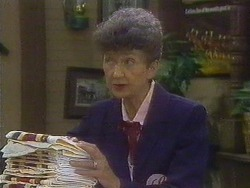 Nell Mangel in Neighbours Episode 0672