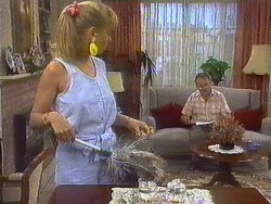 Jane Harris, Harold Bishop in Neighbours Episode 0672