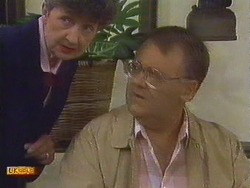 Nell Mangel, Harold Bishop in Neighbours Episode 0672