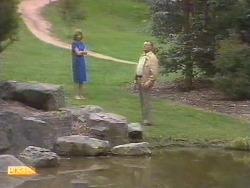 Madge Bishop, Harold Bishop in Neighbours Episode 0673