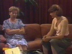 Eileen Clarke, Beverly Marshall in Neighbours Episode 0673