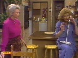 Helen Daniels, Madge Bishop in Neighbours Episode 0673