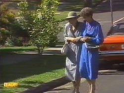 Eileen Clarke, Nell Mangel in Neighbours Episode 0673