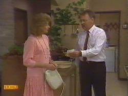 Madge Ramsay, Harold Bishop in Neighbours Episode 0674