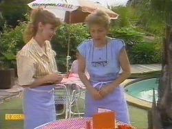 Sally Wells, Eileen Clarke in Neighbours Episode 0674