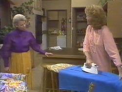 Helen Daniels, Madge Bishop in Neighbours Episode 0675
