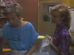 Eileen Clarke, Sally Wells in Neighbours Episode 0676