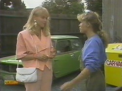 Jane Harris, Charlene Mitchell in Neighbours Episode 0676